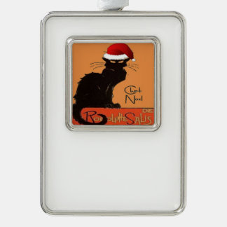 Le Chat Noel Christmas Ornament