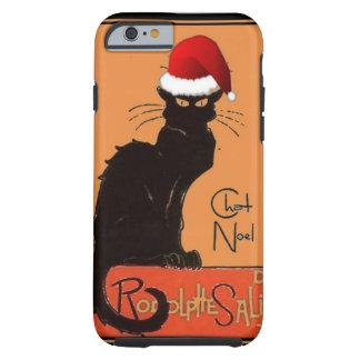 Le Chat Noel Funda Para iPhone 6 Tough