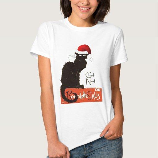 Le Chat Noel Shirt