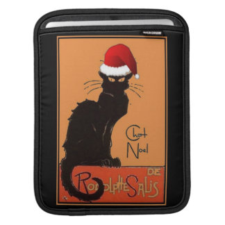 Le Chat Noel Sleeve For iPads