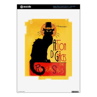 Le Chat Noir - Action De Grâces Skins For iPad 3
