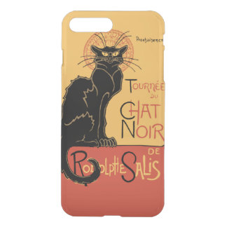 Le Chat Noir by Steinlen iPhone 8 Plus/7 Plus Case
