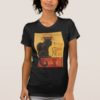 Le Chat Noir Camisetas