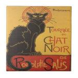 Le Chat Noir Ceramic Tiles