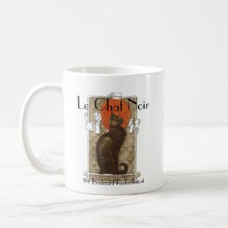 Le Chat Noir Coffee Mug
