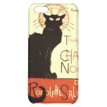 Le Chat Noir Cover For iPhone 5C