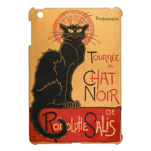 Le Chat Noir Cover For The iPad Mini