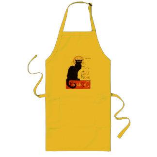 Le Chat Noir Delantales