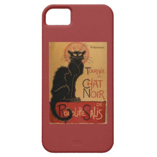 Le Chat Noir for your iPhone5 iPhone SE/5/5s Case