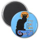 Le Chat Noir Fridge Magnets