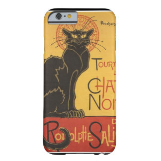 LE CHAT NOIR FUNDA DE iPhone 6 BARELY THERE