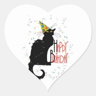 Le Chat Noir - HAPPY BIRTHDAY! Sticker