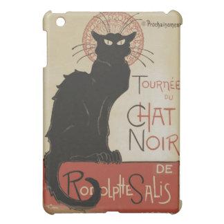 """""""Le chat noir"""" iPad mini case"""