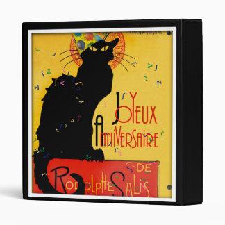 Le Chat Noir - Joyeux Anniversaire