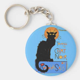 Le Chat Noir Keychain