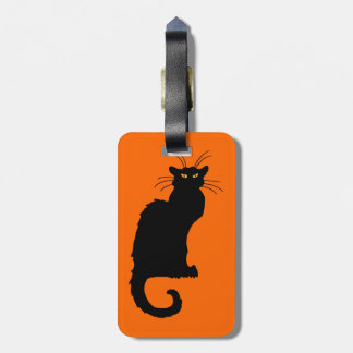Le Chat Noir Tag For Bags