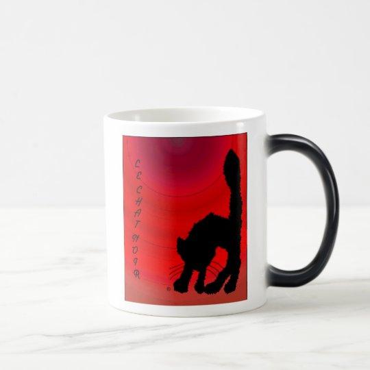Le Chat Noir Magic Mug