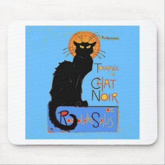 Le Chat Noir Mouse Pad