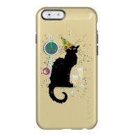 Le Chat Noir New Years Incipio Feather® Shine iPhone 6 Case