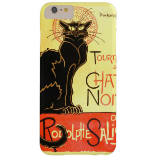 Le chat noir,Original billboard Barely There iPhone 6 Plus Case