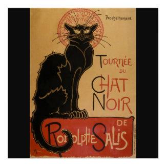 Le Chat Noir Original Poster