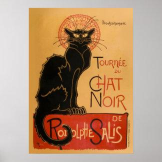 Le Chat Noir Impresiones