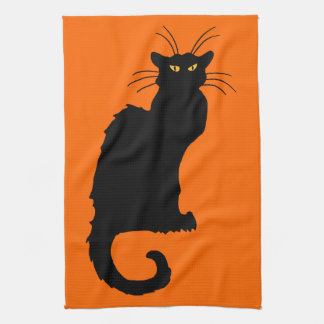 Le Chat Noir Toallas De Mano