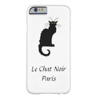 Le Chat Noir Paris iPhone 6 case