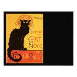 Le Chat Noir Personalized Invite