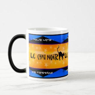 Le Chat Noir (Personalized Magic Mug) Magic Mug