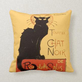 Le Chat Noir Pillow