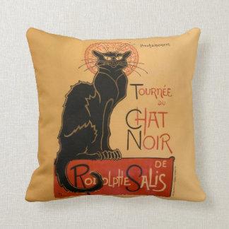Le Chat Noir Pillows