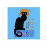 Le Chat Noir Postcard