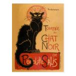 Le Chat Noir Postcards