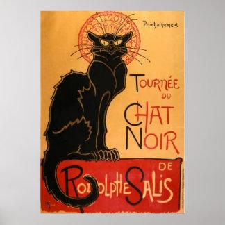 Le Chat Noir Póster