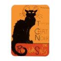 Le Chat Noir premiumfleximagnet