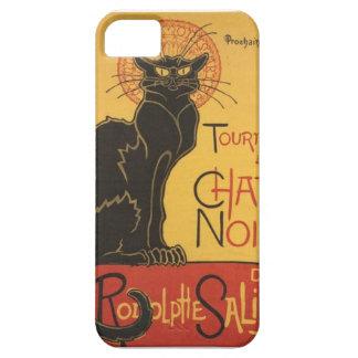 LE CHAT NOIR PRINT iPhone 5 CASE