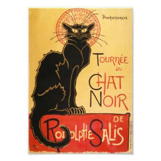 Le Chat Noir Print Photo Print