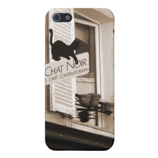 Le Chat Noir Speck Case Cover For iPhone 5