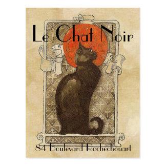 Le Chat Noir Postal