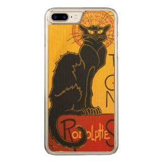 Le Chat Noir The Black Cat Carved iPhone 8 Plus/7 Plus Case
