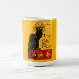 Le Chat Noir The Black Cat Coffee Mug