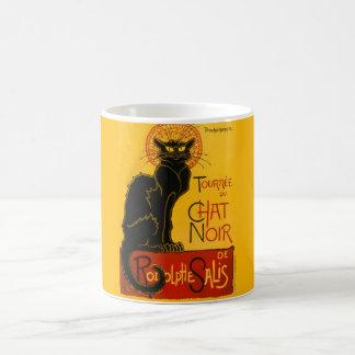 Le Chat Noir The Black Cat Magic Mug