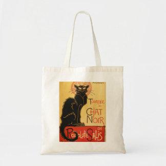 Le Chat Noir Tote Bag