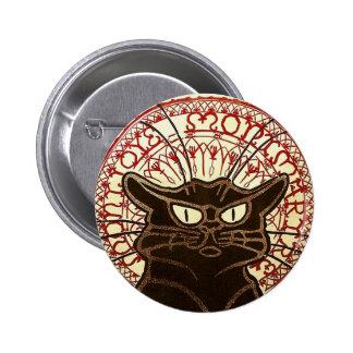 Le Chat Noir, Vente Hôtel Drouot Fine Art Button