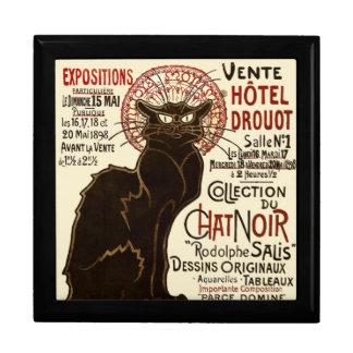 Le Chat Noir Vente Hôtel Drouot Gift Boxes