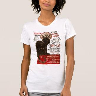 Le Chat Noir, Vente Hôtel Drouot T-Shirt