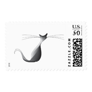 Le Chat Postage Stamps
