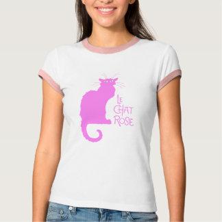 Le Chat Rose T-Shirt