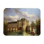 Le Chateau de Chenonceau, 1843 (aceite en lona) Iman De Vinilo